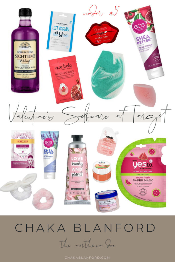 2020 Valentine's Self Care Products Under 5$